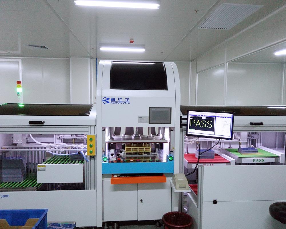 automatic e testing